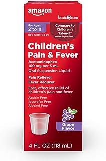 Fever Reducer Ibuprofen Acetaminophen