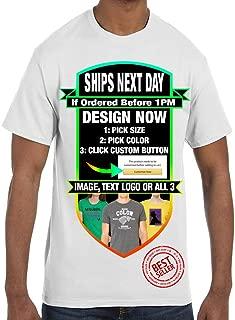 Best custom text t shirts Reviews