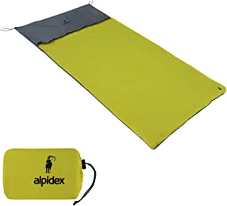 ALPIDEX Tienda de vivac Saco de vivac Impermeable para 1 o 2 Personas