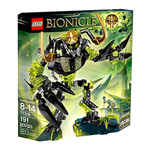 LEGO Bionicle Umarak The Destroyer...