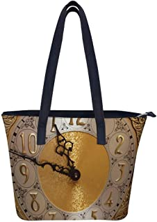 Ladies handbag Leather Lady's Handbag Music Sheet Music Text