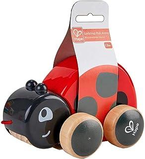 Hape E0362 Ladybug Pull-Along Toy