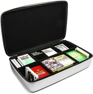 Surdar EVA Hard Portable Travel Case for Card Games