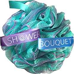 best type of shower loofah