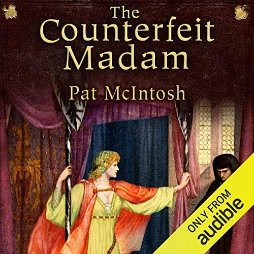 The Counterfeit Madam audiobook cover art