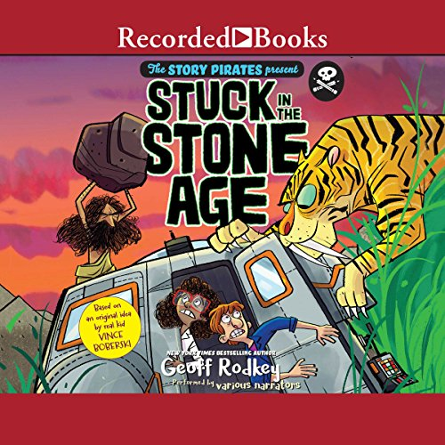Stuck in the Stone Age audiobook cover art