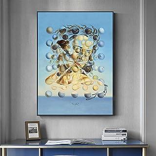Amazon Fr Salvador Dali Tableaux Tableaux Posters Et Arts Decoratifs Cuisine Et Maison