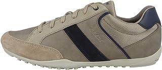 Geox Hombre Zapatos de Cordones U GARLAN, de Caballero Calzado Deportivo