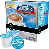Keurig®(キューリグ) Swiss Miss ミルクチョコレート(ホットココア) Kカップ16個セット 並行輸入品