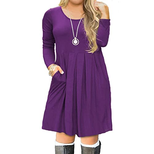 Purple Plus Size Dress with Jacket: Amazon.com