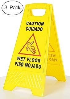 Best black wet floor signs Reviews