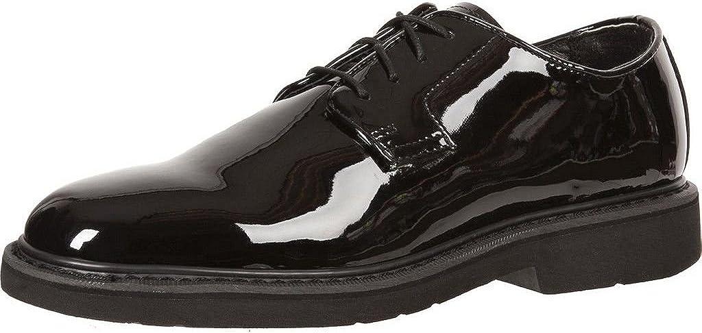Rocky High-Gloss Dress Leather Oxford Shoe Size 3.5(ME)