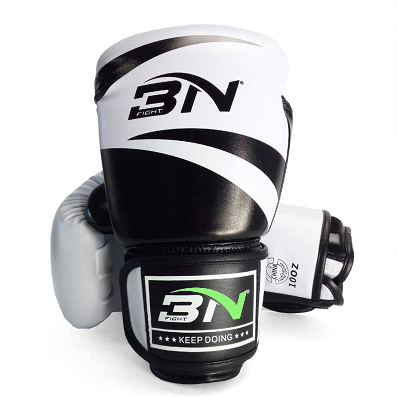 ジャングル息切れタンクパンチンググローブ ボクシンググローブ LangRay boxing gloves 立体構造 肉厚クッション キックボクシング スパーリング 空手 ムエタイ 格闘技 良質PUレザー ジム用