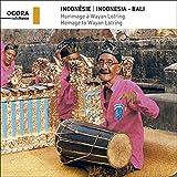 Indonésie Bali Hommage a Wayan Lotring