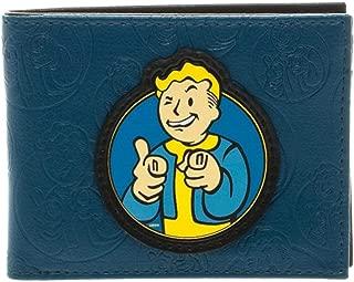 Fallout Vault Boy Bi-Fold Wallet 4 x 5in