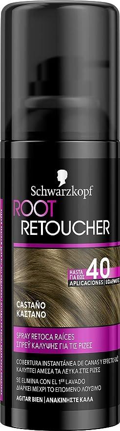 Root Retoucher - Spray Retoca Raíces Color Caoba - 2 uds - Schwarzkopf