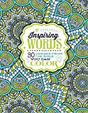 Inspiring Words Coloring Book: 30 Verses from the Bible You Can Color (Colouring Books) - Zondervan