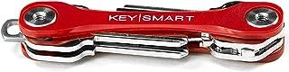 KeySmart Lite - Compact Key Holder and Keychain Organizer (up to 8 Keys)