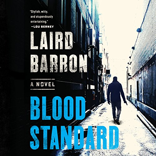 Blood Standard audiobook cover art
