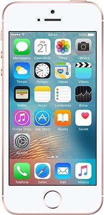 iPhone SE 64GB Ouro Rosa