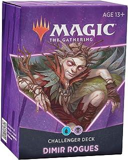 Magic: The Gathering 2021 - Challenger Deck – Dimir Rogues (Azul-Preto)