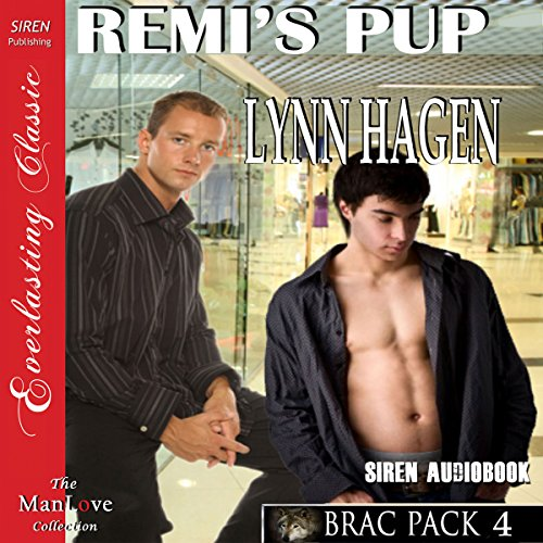 Remi's Pup audiobook cover art