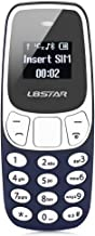 L8star BM10 Worlds Smallest Phone 2 in 1 Mini Phone Unlocked GSM with Hands Free..