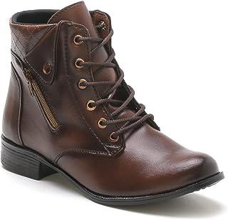Bota Feminina Coturno Savona Any Shoes