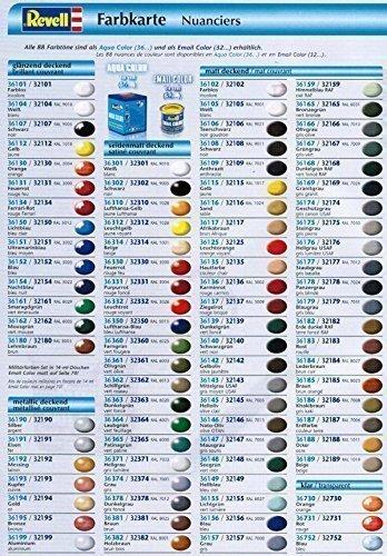 Revell Aquacolor 36xxx Farbensoriment 15 Stück 17ml Dosen; eigene Auswahl; günstiger als EIN Einzelkauf - schnellversand garantiert