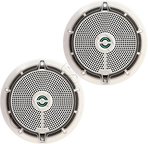 Infinity Marine 652m 6.5' 2-Way Weatherproof Speakers - 225W - (Pair) White