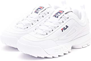 FILA Disruptor herensneakers, wit, 46 EU