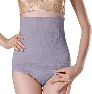 Women Waist Trainer Tummy Control Panties Body Shaper High Waisted Shapewear Briefs Butt Lifter Slimming Corset Seamless