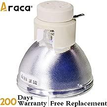 Araca (Osram Original Bulb-5J.J7L05.001 /5J.J9H05.001 /5J.JEE05.001 Projector Bare Lamp for BENQ W1070 W1080ST HT1075 HT1085ST W1070+ W1080ST+ i700 MX662 MX720 Projector