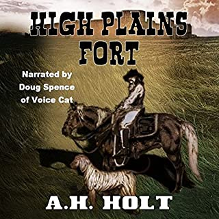 High Plains Fort audiobook cover art