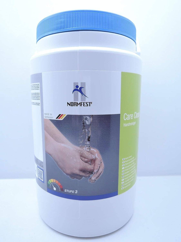 Normfest Handwaschpaste Waschpaste Handreiniger Reiniger Care Clean 3l 1 Auto