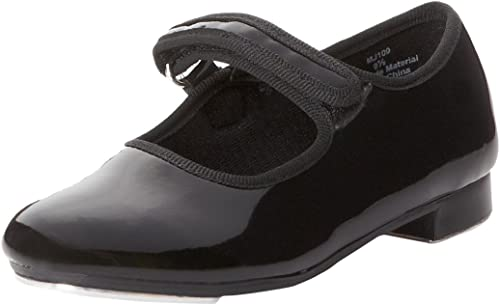 Dance Class Kids' Molly Jane Tap Shoe Mary Flat