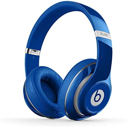 Beats Wired Headphones (Blue) - Model Studio2Wiredbl (Refurbished)
