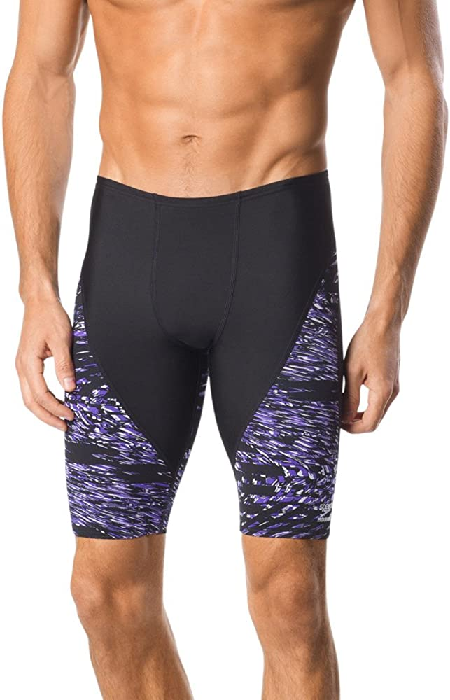 Speedo Men's Outlet ☆ Free Shipping Inventory cleanup selling sale Swimsuit Jammer Endurance+ Flow Force-Discontinued