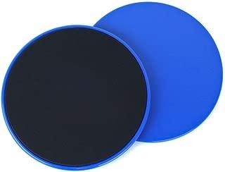 NEXPro Gliding Sliders Dual Sided Discs 2 Core Exercise Fitness Pilates Yoga Slider