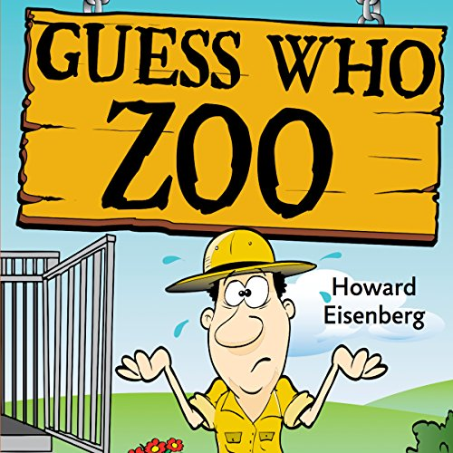 Guess Who Zoo audiobook cover art