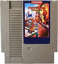 Chip n' Dale Rescue Rangers 2 72 Pins cartridge 8 Bit Game Card