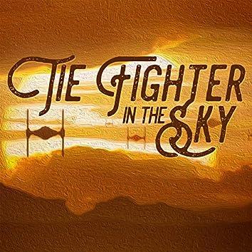 Tie Fighter in the Sky