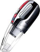 Portable Cordless120w Handheld Car Vacuum Cleaner, 5000PA Strong Suction, High Power, Quick Cleaning, Wet Dry Use,Black