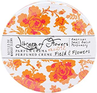 Library of Flowers Parfum Crema-Field & Flowers