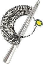 mandrino per misurare Gli Anelli in Metallo Blackr Strumento Standard