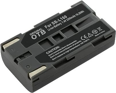 OTB Akku f r Samsung SB-L160 Li-Ion Schwarz
