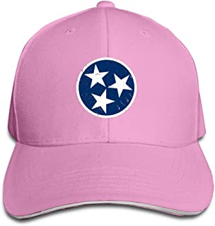 Tennessee Basellball Cap Hat