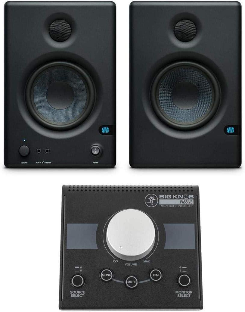 PreSonus 55% OFF Eris E.45 Sale HD 2-Way 70Hz-20kHz Monitors 4.5in Nearfield