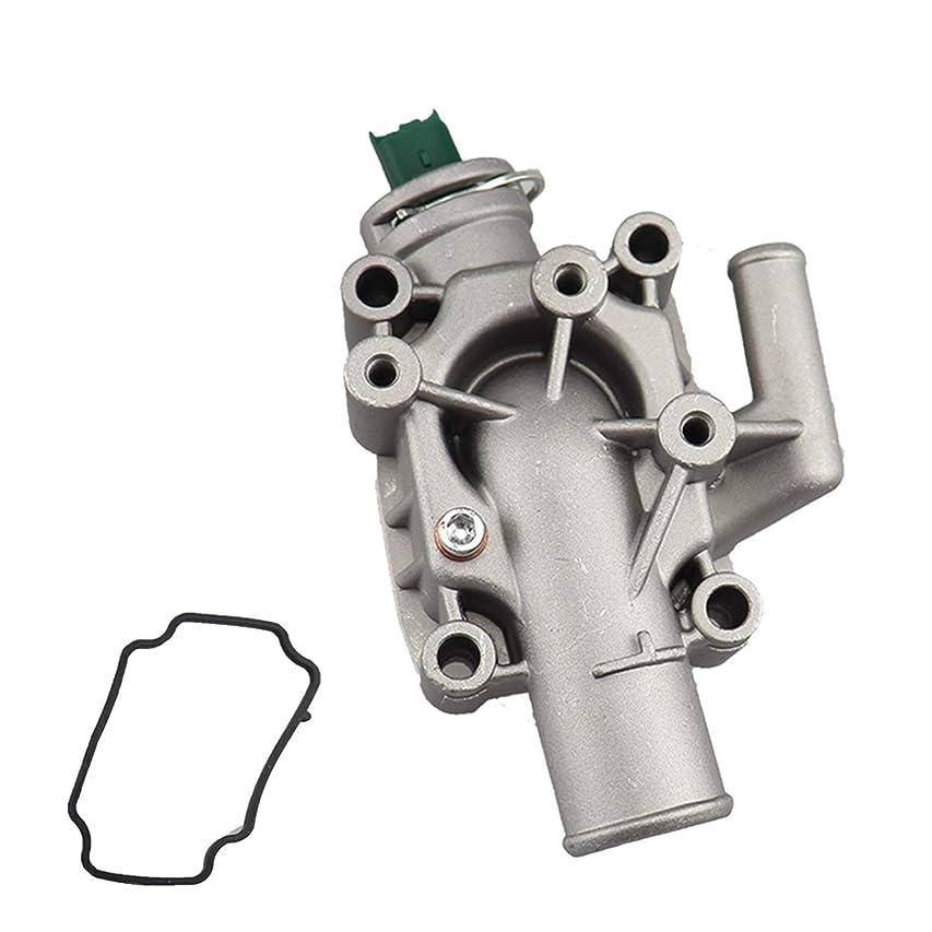 暗い喜劇意気消沈したJunhua アルミニウムエンジンの冷却剤のハウジングフィットのためのハウジングフィットのためのハウジングフィット206/207/307/308/1007シトロエンC2 C3 C4 C4 1336.Z0,1336z0