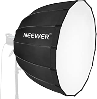 Neewer 36 inches/90 centimeters Photography Portable Speedlite Flash Hexadecagon Softbox with Bowens Mount Compatible with...